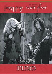 Jimmy Page & Robert Plant. No Quarter. Unledded - DVD