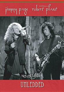 Jimmy Page & Robert Plant. No Quarter. Unledded - DVD