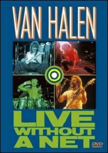 Van Halen. Live Without a Net - DVD