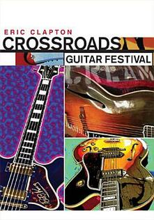 Eric Clapton. Crossroad Guitar Festival (2 DVD) - DVD