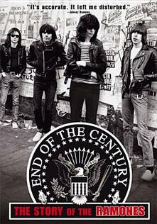 Ramones. End of The Century. The Story of the Ramones - DVD