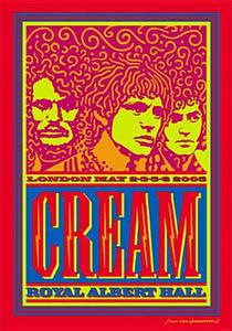 Film Cream. Royal Albert Hall. 2,3,5,6 May 2005