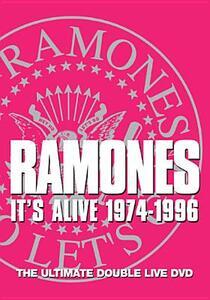 Ramones. It's Alive 1974-1996 - DVD