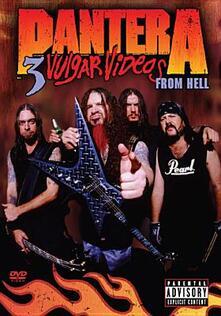 Pantera. Vulgar Videos from Hell (2 DVD) - DVD