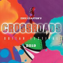 Crossroads Guitar Festival 2019 (Vinyl Box Set) - Vinile LP di Eric Clapton