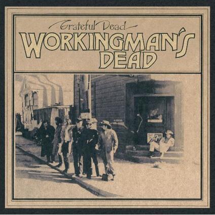 Workingman's Dead (50th Anniversary Deluxe O-Card Edition) - CD Audio di Grateful Dead