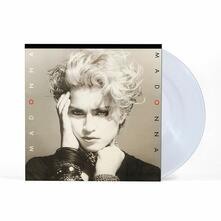 Madonna (Transparent Vinyl) - Vinile LP di Madonna