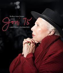 Joni 75. A Birthday Celebration (DVD) - DVD