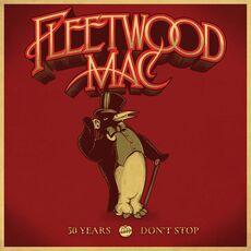 CD 50 Years Don't Stop Fleetwood Mac