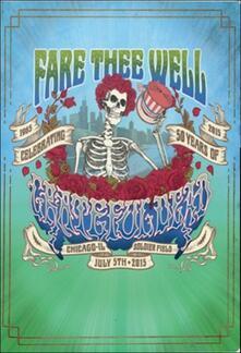 Grateful Dead. Fare Thee Well (2 DVD) - DVD