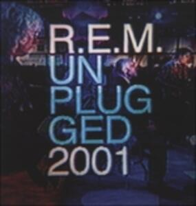 MTV Unplugged 2001 - Vinile LP di REM