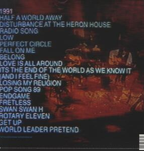 MTV Unplugged 1991 - Vinile LP di REM - 2