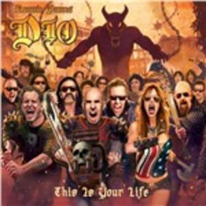 This Is Your Life. Ronnie James Dio Tribute - CD Audio