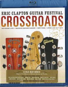 Eric Clapton. Crossroads Guitar Festival 2013 (2 Blu-ray) - Blu-ray