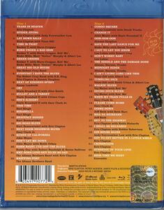 Eric Clapton. Crossroads Guitar Festival 2013 (2 Blu-ray) - Blu-ray - 2