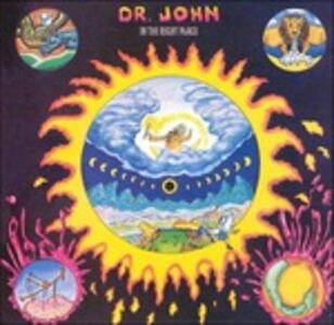 In the Right Place - Vinile LP di Dr. John
