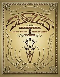Eagles. Farewell Tour. Part 1. Live From Melbourne - Blu-ray