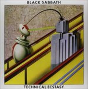 Technical Ectasy - Vinile LP di Black Sabbath