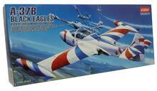 Academy 1/72 A-37B Black Eagles ROKAF USAF Model Kit