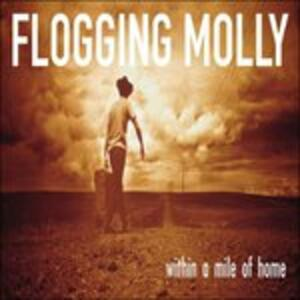 Within A Mile From Home - Vinile LP di Flogging Molly