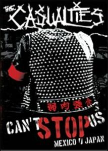The Casualites. Can't Stop Us - DVD