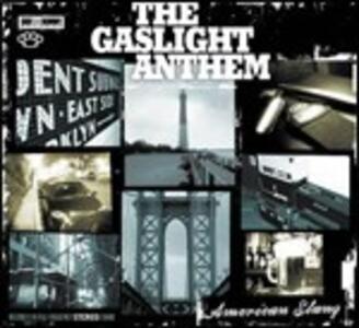 American Slang - CD Audio di Gaslight Anthem