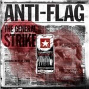 General Strike - Vinile LP di Anti-Flag