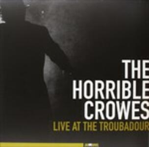 Live at Thelp - Vinile LP + DVD di Horrible Crowes