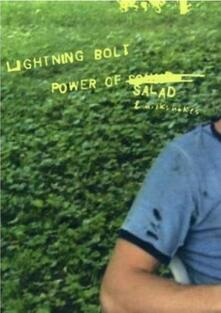 Lightning Bolt. Power Of Salad - DVD
