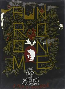Fun From None. Fun From None. Live From The No Fun Fest 2004 & 2005 (2 DVD) - DVD