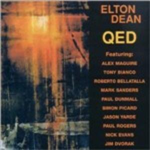 Qed - CD Audio di Elton Dean