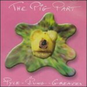 The Pig Part Project - CD Audio di John Greaves,Pip Pyle