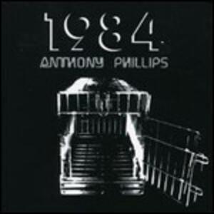 1984 - CD Audio di Anthony Phillips
