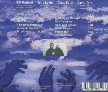 Upper Extremities - CD Audio di Tony Levin,Bill Bruford - 2