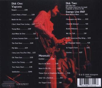 First Steps - CD Audio di Mountain - 2