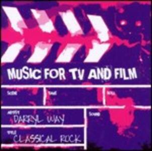 Classical Rock - CD Audio di Darryl Way