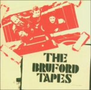 Bruford Tapes - CD Audio di Bill Bruford