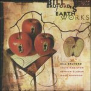 A Part, and Yet Apart - CD Audio di Bill Bruford's (Earthworks)