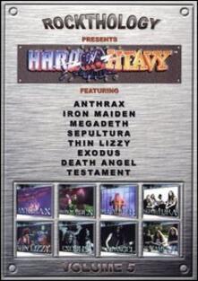 Rockthology. Vol. 5 - DVD