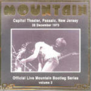 Live at Capitol Theater Passaic New Jersey - CD Audio di Mountain