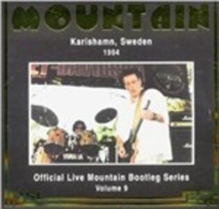Karlshamn, Sweden 1994 - CD Audio di Mountain