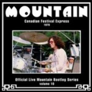 Canadian Festival Express 1970 - CD Audio di Mountain