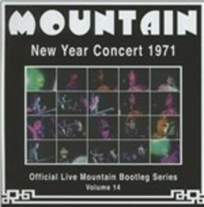 New Year Concert 1971 - CD Audio di Mountain