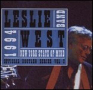 New York State Mind 1994 - CD Audio di Leslie West (Band)