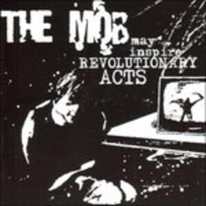 May Inspire Revolutionary - CD Audio di MOB
