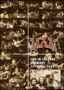 Man. Live In Cologne, Germany 17th April 1975 - DVD
