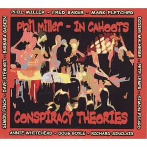 Conspiracy Theories - CD Audio di In Cahoots