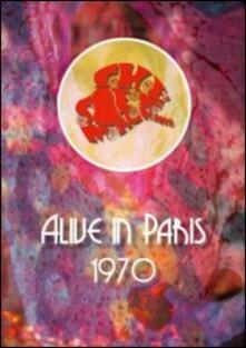 Soft Machine. Alive In Paris 1970 - DVD