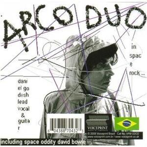 In Space Rock - CD Audio di Arco Duo