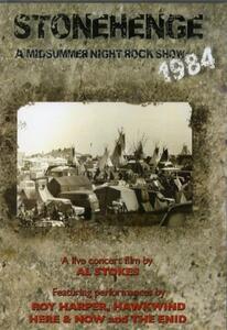 Stonehenge 1984. A Midsummer Night Rock Show - DVD